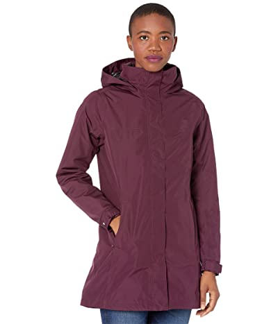 Helly Hansen Aden Insulated Coat (Wild Rose) Women