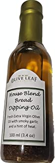 The Olive Leaf- Greek and Tunisian House Blend Gourmet Extra Virgin Olive Oil and Bread Dipping Oil