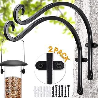 Best bird feeder poles and hooks Reviews