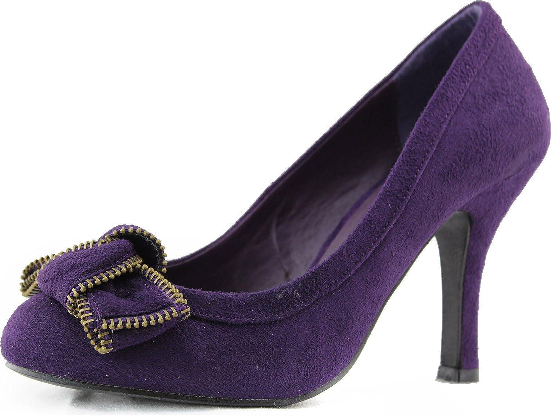 Wild Diva Girl-380 High Heel Ladies Pump