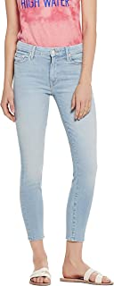 MOTHER Women's The Looker Crop Jeans