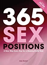 365 Sex Positions: A New Way Every Day for a Steamy, Erotic Year PDF