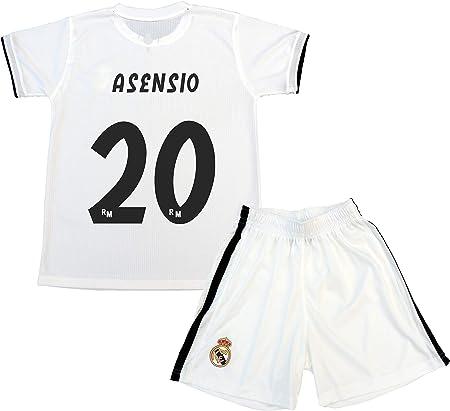 Real Madrid Kit Camiseta y Pantalón Primera Equipación ...