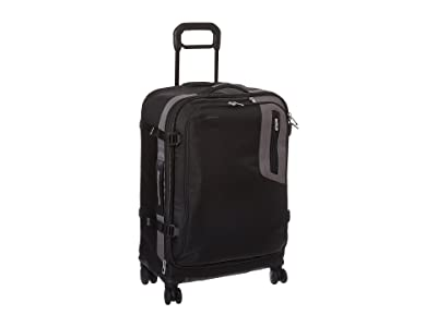 Briggs & Riley BRX Explore Medium Expandable Spinner (Black) Luggage
