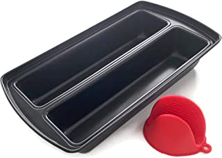 """Mwnxia Lasagna Dual Pan Nonstick 