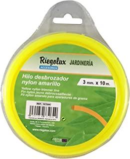 Amazon.es: hilo desbrozadora 3mm