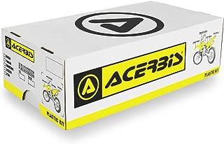 Acerbis Plastic Kit Black Yamaha YZ250F YZ450F 06-09