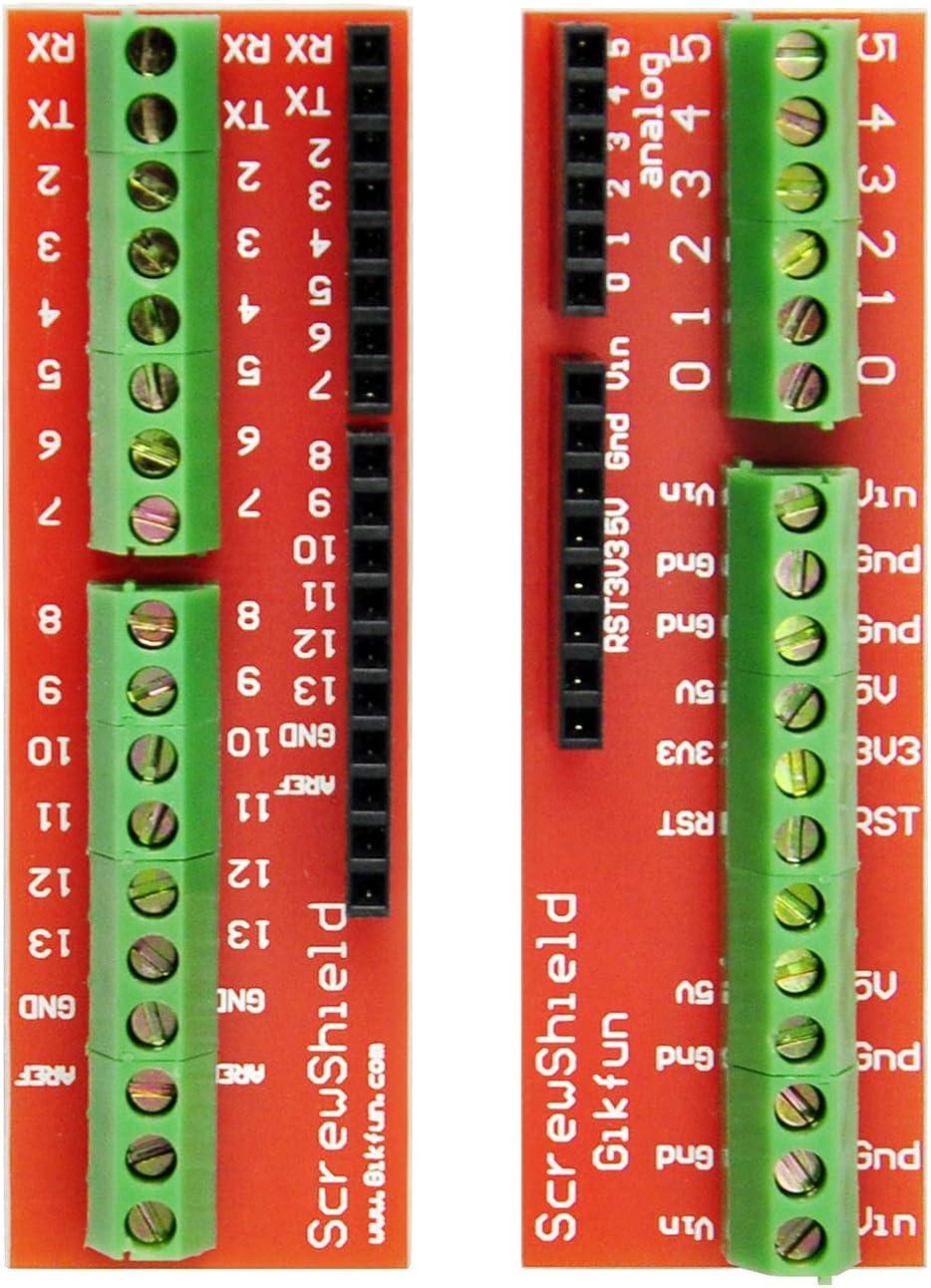 Limited price Gikfun Screw Shield Expansion Board UNO Arduino EK7007 for shipfree R3