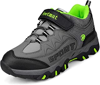 Nyznia Kids Shoes Trail Running Sneaker Outdoor Waterproof Hiking Shoes