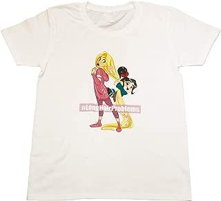 【ディズニー】シュガー・ラッシュ:オンライン|ヴァネロペ & ラプンツェル Tシャツ