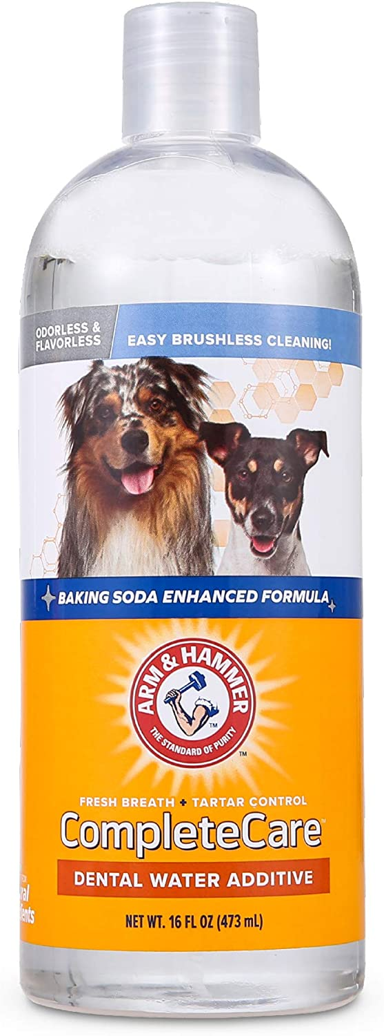 Arm Hammer Complete Care Luxury Fresh Additive Challenge the lowest price Water for Dogs Dental