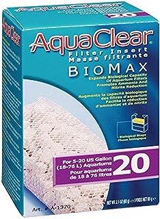 AquaClear Carga de Carbón Biomax 20