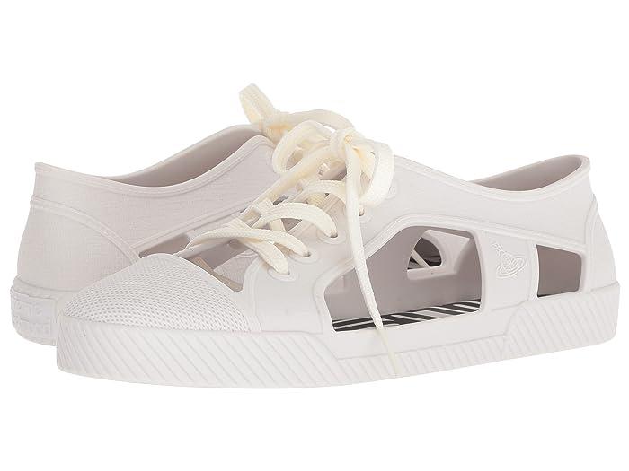x Vivienne Westwood Anglomania Brighton Sneaker White