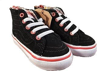 do vans toddler shoes run big