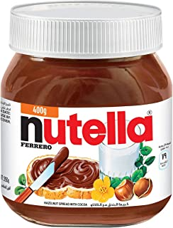 Nutella Hazelnut Spread, 400g