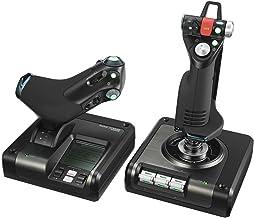 Controlador de Simulação com Manete e Acelerador com Partes Metálicas X52 Professional H.O.T.A.S, Logitech G, Joysticks e ...