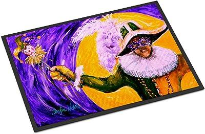 Multicolor 24 x 36 Carolines Treasures SS8605JMAT Shih Tzu Indoor or Outdoor Doormat