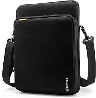 tomtoc Tablet Shoulder Bag for 11 inch iPad Pro, 10.5 inch iPad Air/iPad Pro, 10.2 inch iPad, Microsoft Surface Go 2/1, Sa...