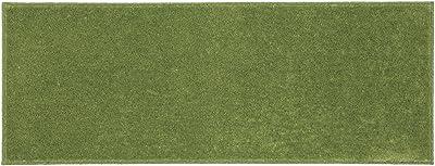 スミノエ キッチンマット ソリッディー グリーン 45×270㎝ 13126512