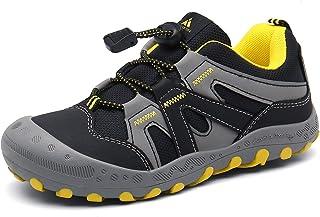 Boys Girls Athletic Hiking Shoes Anti Collision Non Slip...