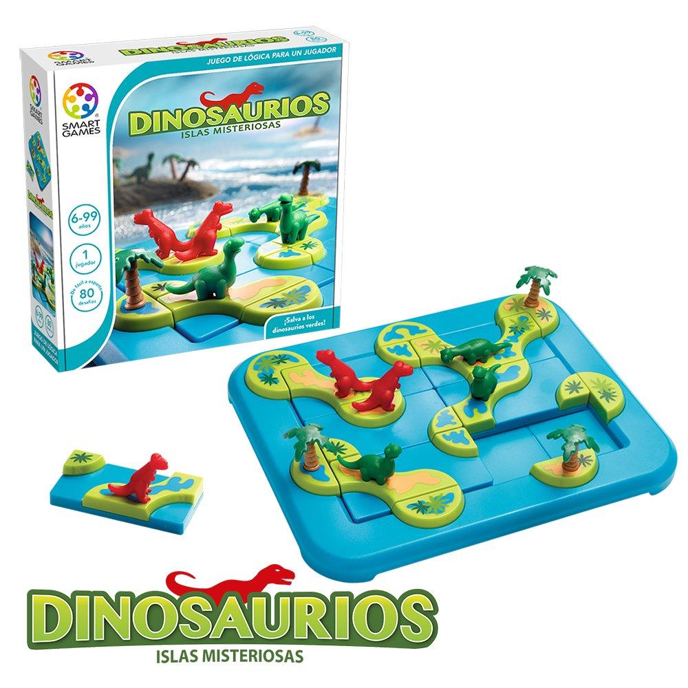 Smart Games - Dinosaurios: Amazon.es: Juguetes y juegos