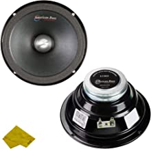 "$49 » American Bass 6.5"" Midrange Car Speaker, 300 Watt Maximum Power, Mid Bass Car Audio Stereo Woofer Loudspeaker, 6.5 inch 4 ..."