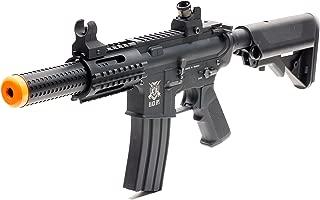 Black Ops SR4 CQB AEG Rifle - Electric Fully Automatic Airsoft Gun - .20 .25 BBS