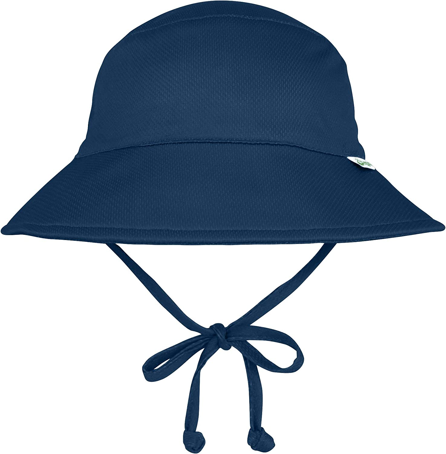 i play. by green sprouts Baby Breathable Swim & Sun Bucket Hat