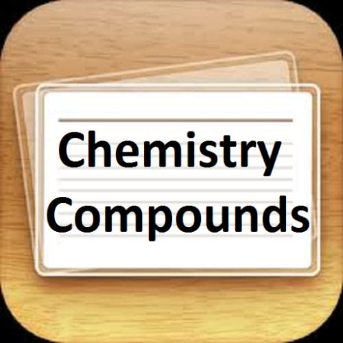 Chemistry Compounds Flashcards Plus