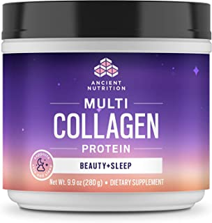 Multi Collagen Protein Powder Beauty + Sleep, Lavender Flavor