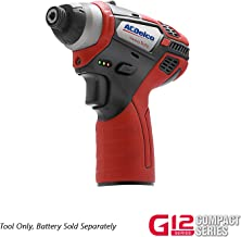 ACDelco ARI12105T Cordless G12 Series Li-ion 12V MAX. Impact Driver (Tool Only)