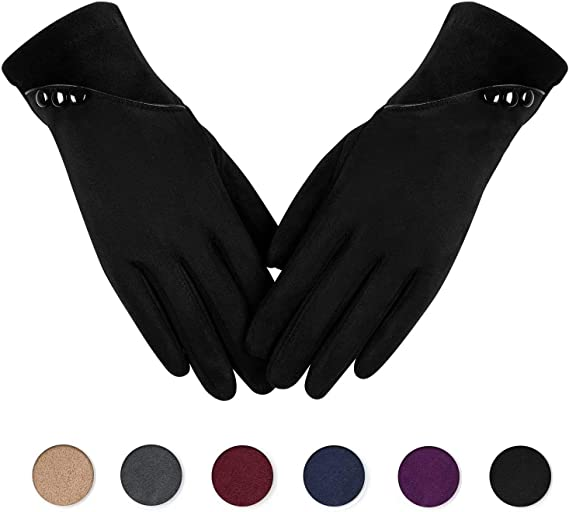 Womens Winter Warm Gloves