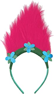 Dreamworks Trolls Poppy Hairstyle Hairband