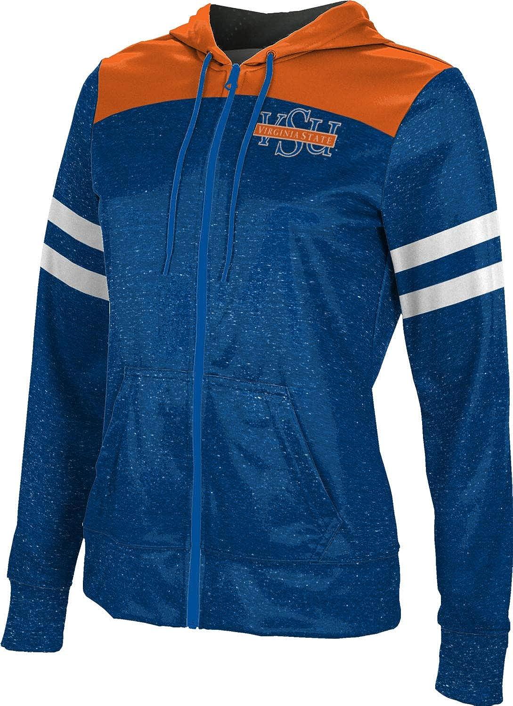ProSphere Virginia State University Girls' Zipper Hoodie, School Spirit Sweatshirt (Gameday)