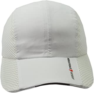 Musto Fast Dry Visor in White AL2790