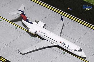Gemini200 Delta Connection CRJ-200 N430SW 1:200 Scale Diecast Model Airplane