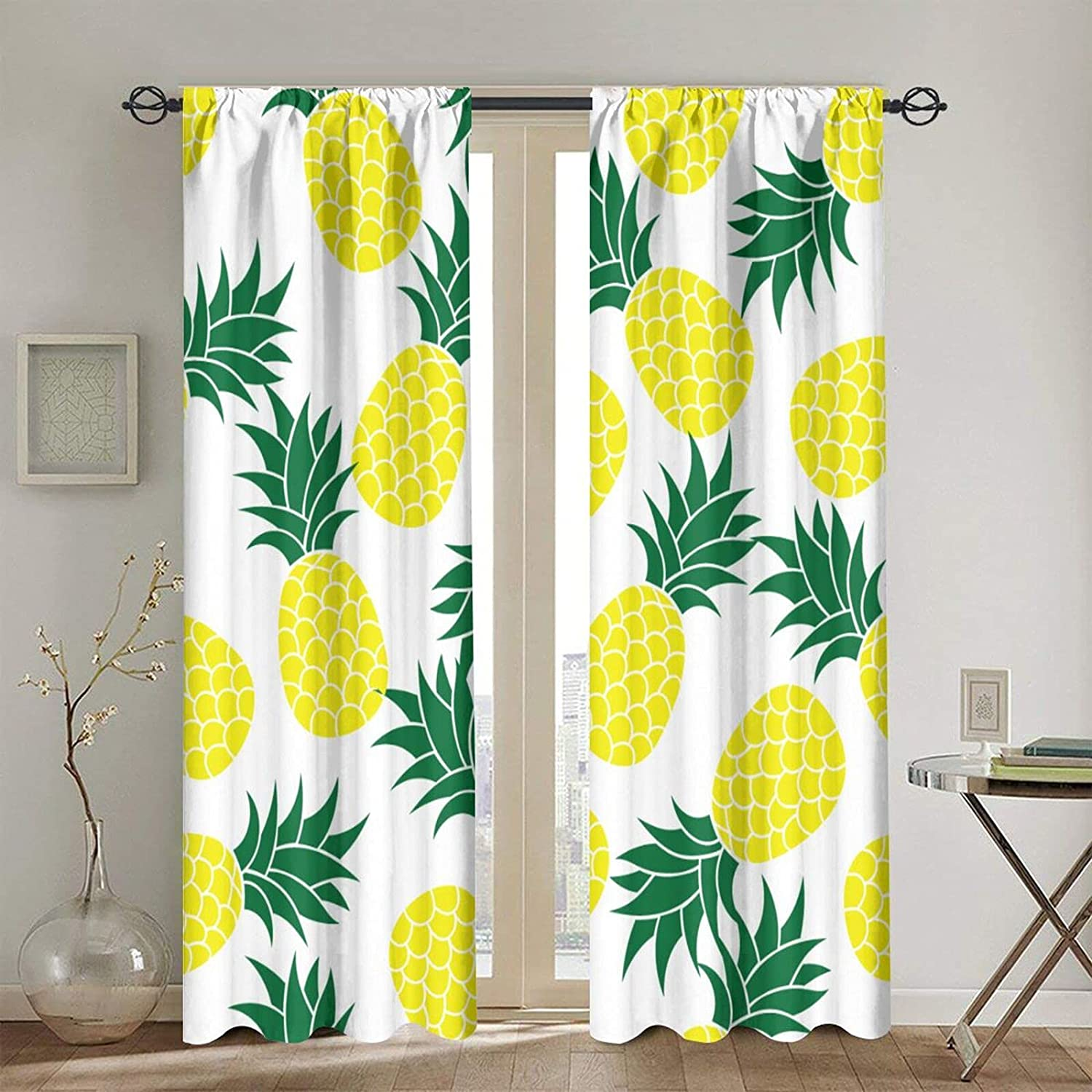 depot Rod Pocket Blackout Curtains Thermal Window Curtain Sales results No. 1 Insulated Se