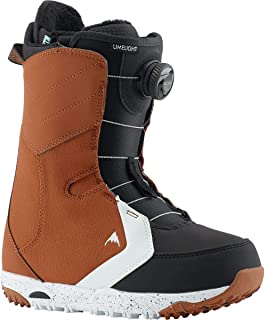 Burton - Womens Limelight Boa Snowboard Boots 2019, Hazel Nut, 8