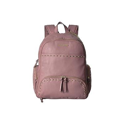 Steve Madden BLibby Backpack (Dusty Rose) Backpack Bags