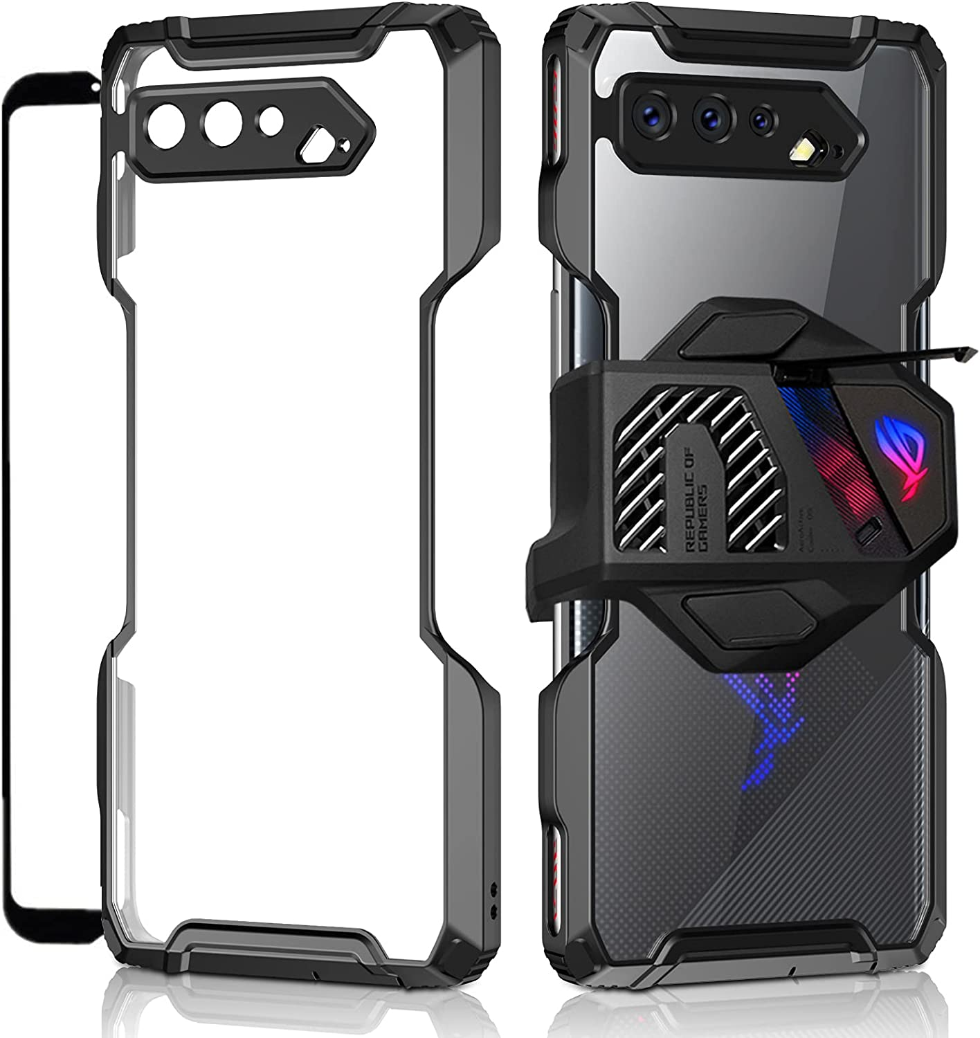 MME Case for ASUS ROG Sales results No. 1 Phone 5s Ultimate Pro Ranking TOP15 - Armor 5