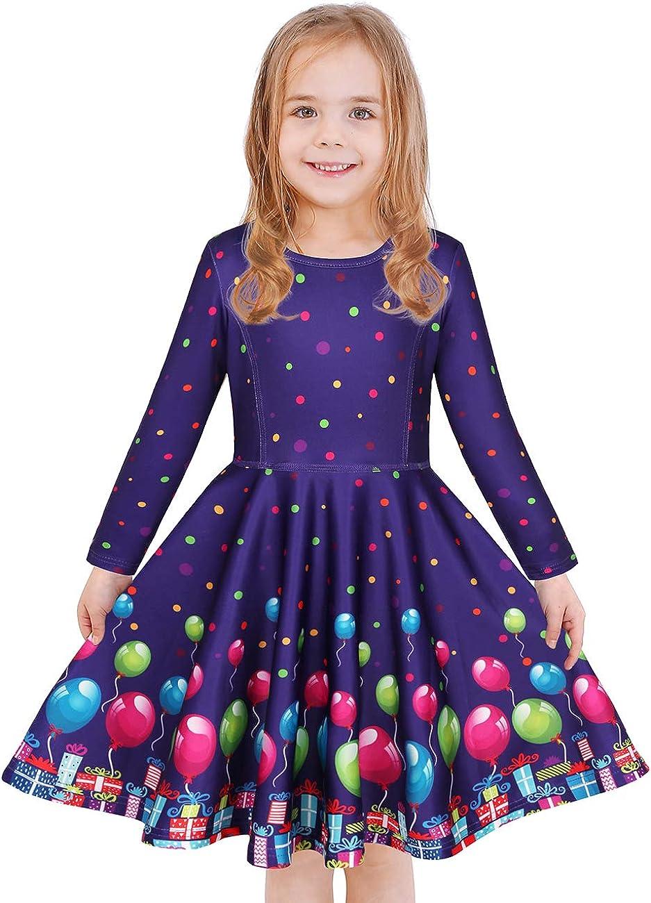 Large-scale sale LaBeca Girls Dress Sleeveless Long Little Bi Manufacturer regenerated product Sleeve Kids Toddler