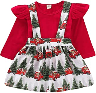 Best long sleeve christmas dress baby Reviews