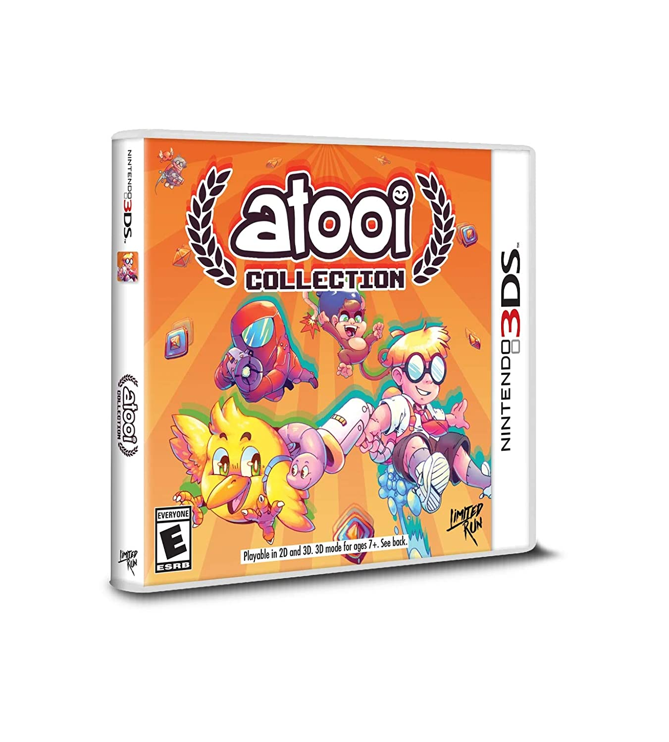 Atooi Collection - Nintendo Max 77% Dealing full price reduction OFF 3DS