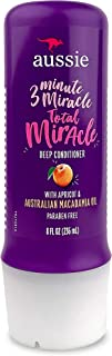 Aussie 3 Minute Miracle Strong Conditioning Treatment 8 ounces (Pack of 3)