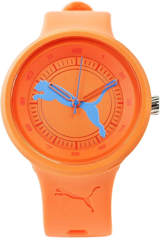 Puma enfants regardent poignet de silicone de montre d'été dans l ...