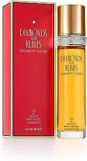 Elizabeth Taylor Diamonds and Rubies Eau de Toilette Spray for Women, 100ml