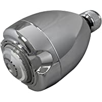 Niagara Conservation N2917CH 3-Spray 1.75 GPM Chrome Fixed Showerhead