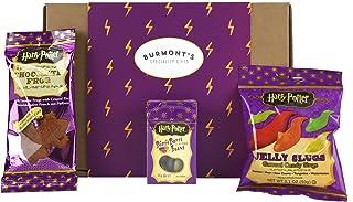 Harry Potter Caja De Selección De Dulces Y Chocolates