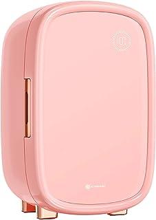 Knikker® Skincare Beauty Fridge - Make up Réfrigérateur - Frigo Cosmetique et Maquillage - 12L - Rose