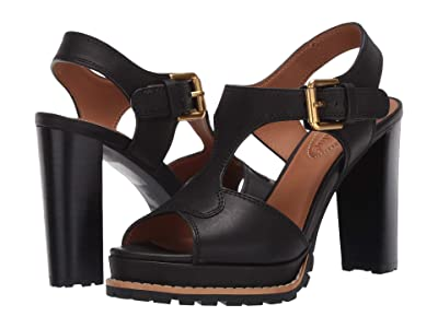 See by Chloe Brooke SB34012B (Natural Calf Nero) Women